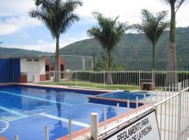 Apartamento en Sangil Santander, San Gil