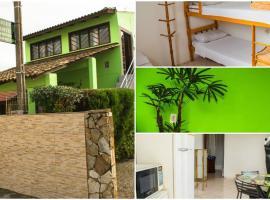 Green Hostel Ingleses