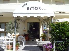 Hotel Astor, Riccione