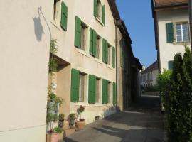 Les Rues Basses, Lonay