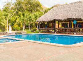 Hotel Guanacaste Lodge, Playa Flamingo