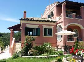 Vila Irini, Corfu Town