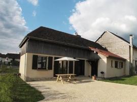 La Maison du Lac en Champagne, L'Étape