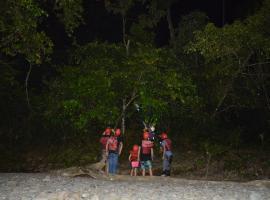 Islas del Río Hostel, Llano Grande