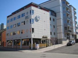Bodø Hotel, Budė