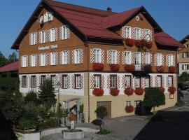 Landgasthof Rössle - Beim Kräuterwirt, اوبرستوفن