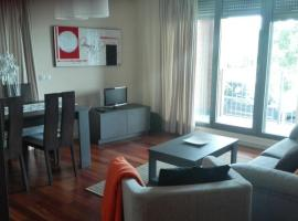 Two-Bedroom Apartment in A Escardia with Pool IX, Latas