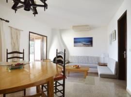 Three-Bedroom Apartment in Ibiza with Pool I, Cala Comte