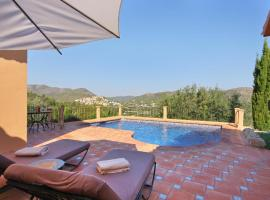 Two-Bedroom Apartment in Orba with Pool I, Adsubia
