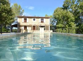 Holiday Home Montèze et Coustadas, Cruviers-Lascours