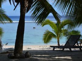 Napa Beachfront Hideaway, Rarotonga
