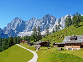 Chalet Kuschelhütte