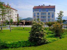 Apartments Parusnaya 19- Morskoy Kvartal, Verkhneimeretinskaya Bukhta
