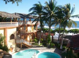 Hotel Torola Bay View, Llano de Los Patos