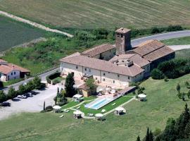 Borgo Sant'ippolito Country Hotel, Ginestra