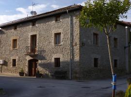 Casa Rural Iturrieta, Adiós