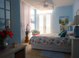 A Seascape Guest Room, Fajardo