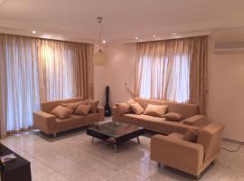 Kaptan apartment, Alanya