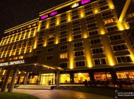 Imperial Plovdiv Hotel & SPA, Plovdiv