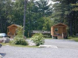 Lake George Escape 24 Ft. Cabin 3, Warrensburg