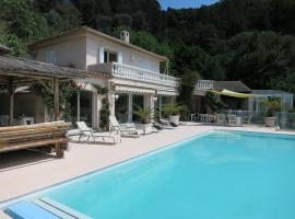 Villa Cedrick, Nice