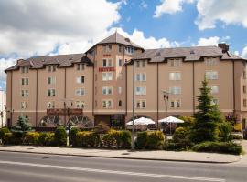 Hotel Kopczyński, Dobre Miasto