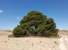Cortijo de los Castellanos, Las Ventanas