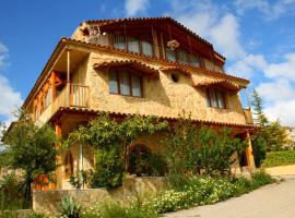 Casa Toni, Horta de San Joan
