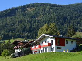Appartement Wallner bei Alpen Apartments, Niedernsill