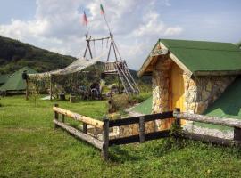 Yablanitsa Mountain Huts, Dragoitsa