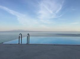 Deep Blue, Elia Beach