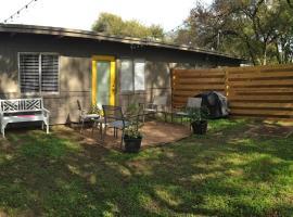 The Mellow Yellow #2, Austin