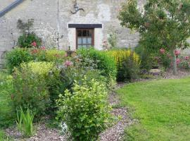 Ferme de Pouligny, Saint-Vigor-le-Grand