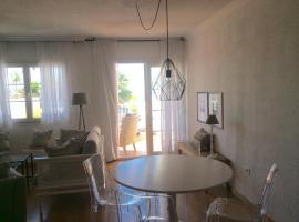 Big and Light Apartment, Radazul