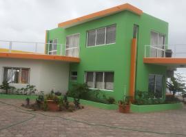 Villa 10 in Lombo Branco, Assomada
