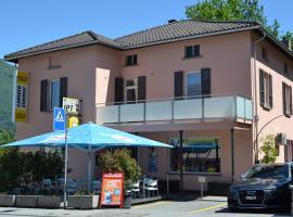 Osteria Centrale, Cadenazzo