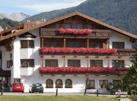Hotel Troschana, Flirsch