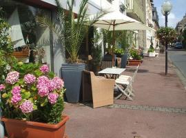 Chambres d'hôtes La Villa des Fleurs, Blonville-sur-Mer
