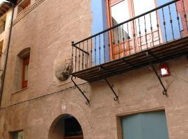 La Merced de la Concordia, Tarazona de Aragón
