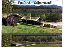 Rauland Hytteutleige, Rauland