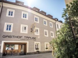 Gasthof Traube, Sankt Lorenzen