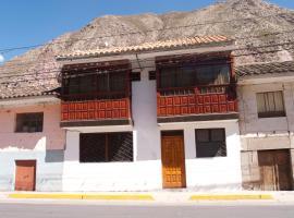 Los Balconcitos Home, Urubamba