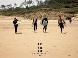 La Wave Surf House, 소모
