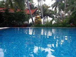 The Lintas Golden Beach Resort, Vettutura