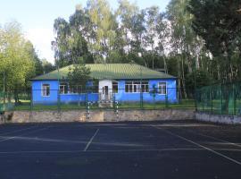 Baza Otdyha Okskaya, Podmoklovo