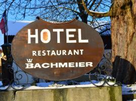 Hotel Bachmeier, Eggenfelden
