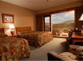 Kah-Nee-Ta Resort, Warm Springs