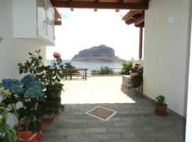 Paraschou Guesthouse, Monemvasía