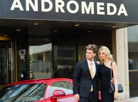 Andromeda Hotel, Ostend