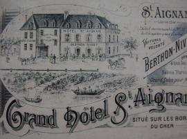 Grand Hôtel Saint-Aignan, Saint-Aignan